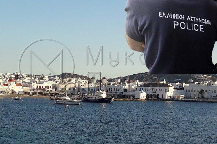 Mykonos arrests: Συλλήψεις τεσσάρων [4]  ατόμων για ναρκωτικά στη Μύκονο