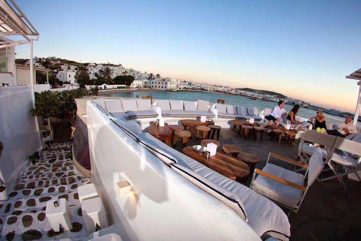 , Opening για το Fine Greek Dining & Cocktail Bar Remezzo της Μυκόνου