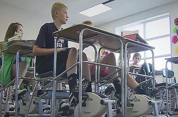 , Η καταπληκτική ιδέα μιας καθηγήτριας για να κρατά απόλυτα συγκεντρωμένους τους μαθητές!!