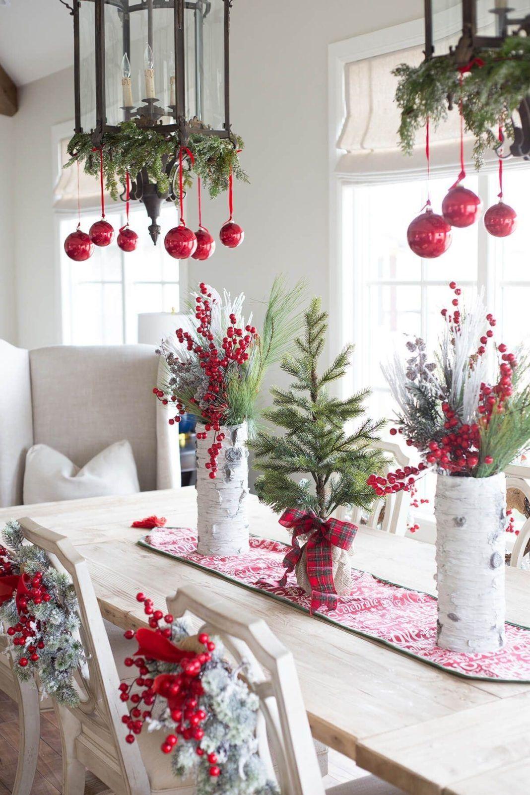 , 45+1 Ιδέες Χριστουγεννιάτικης Διακόσμησης για το Σαλόνι, που ασκούν γοητεία!!