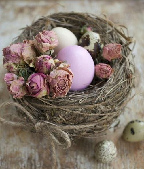 , 40 Ιδέες Πασχαλινής διακόσμησης με αυγά αληθινά!!