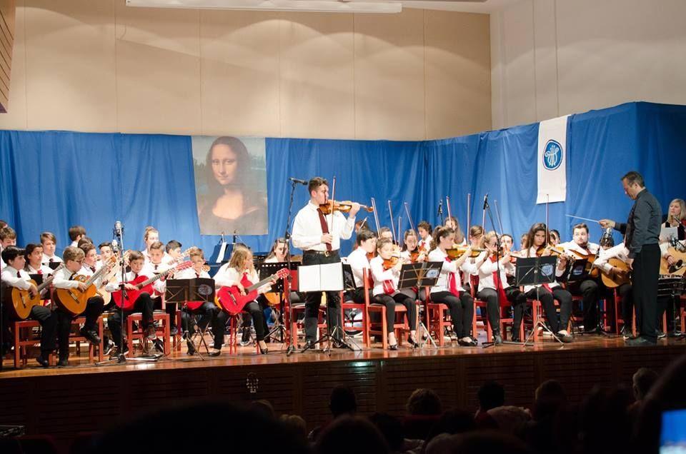 , Συναυλίες για την ενίσχυση-συντήρηση του Λαογραφικού Μουσείου Μυκόνου με την μουσική σχολή «Δ.Φίνις»