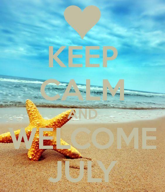 , Καλό Μήνα, Ιούλιο!!!!!!