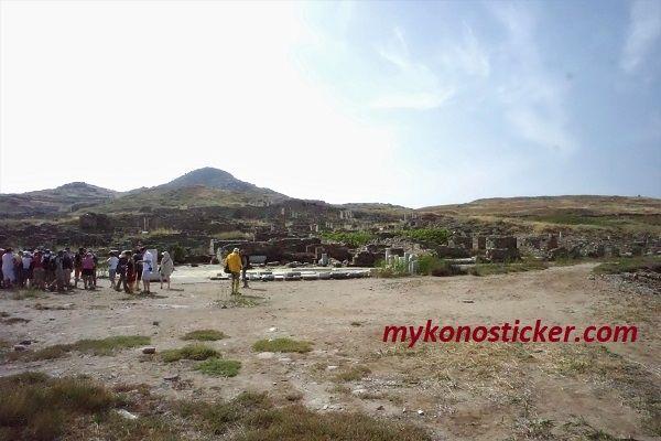 , Αλλαγή ωραρίου στους αρχαιολογικούς χώρους λόγω καύσωνα