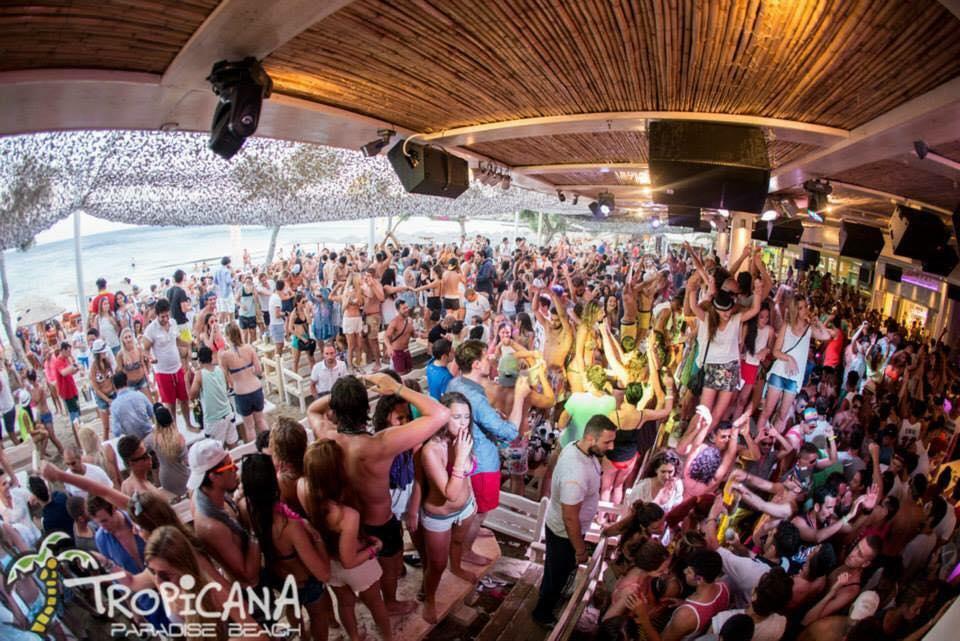 , Το beach bar Tropicana στη Μύκονο μεταξύ των κορυφαίων του κόσμου – Απολαμβάνει δικαίως της παγκόσμιας αναγνώρισης!!!