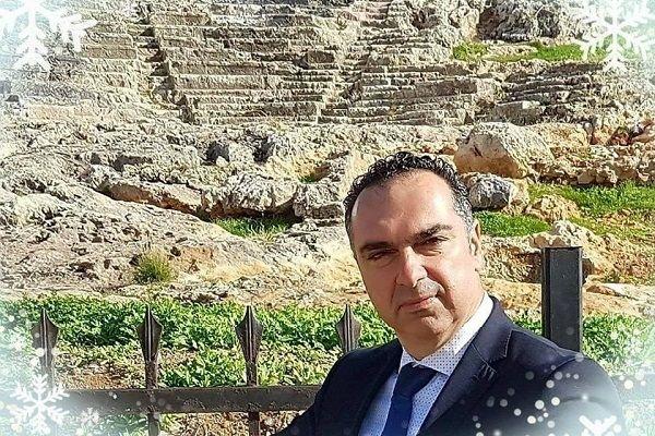 , Ευχές για το 2018 από τον Αντιπεριφερειάρχη Νοτίου Αιγαίου Γιάννη Φλεβάρη