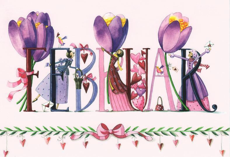 , Φλεβάρης!! O μήνας των καθαρμών και της Αποκριάς ονομάστηκε Februarious!! Καλό Μήνα!! [Video]