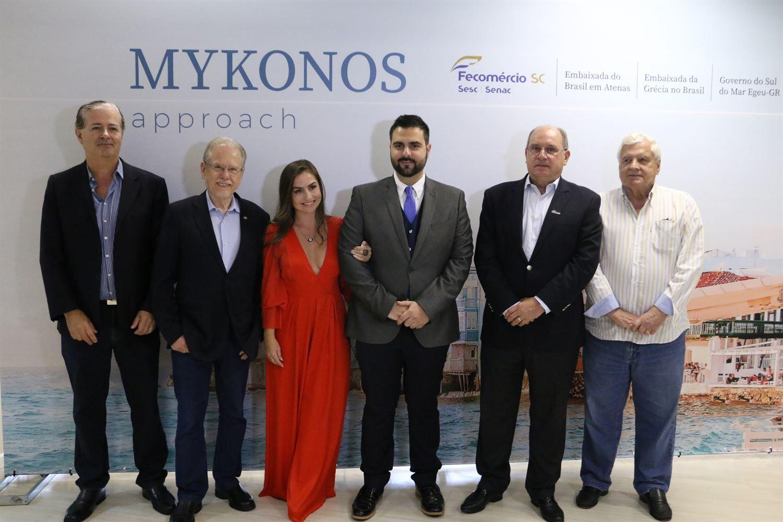 , Brazil Workshow: Mykonos set to embrace new opportunities for Brasil's Luxury Tourism