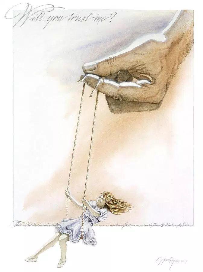 , Η εμπιστοσύνη είναι ένα δύσκολο συναίσθημα, γιατί κερδίζεται με κόπο!!