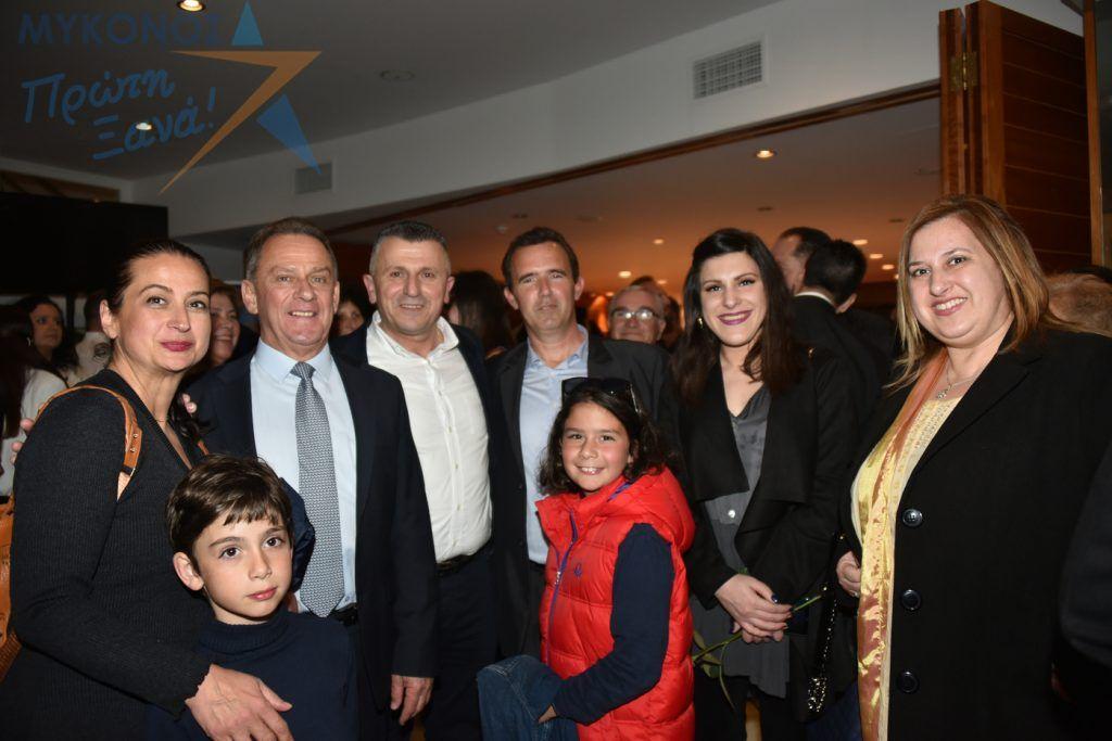 , Οι Μυκονιάτες μίλησαν! Ψήφο εμπιστοσύνης στο Χρήστο Βερώνη και τους συνεργάτες του για την Μύκονο του μέλλοντος (εικόνες & videos)