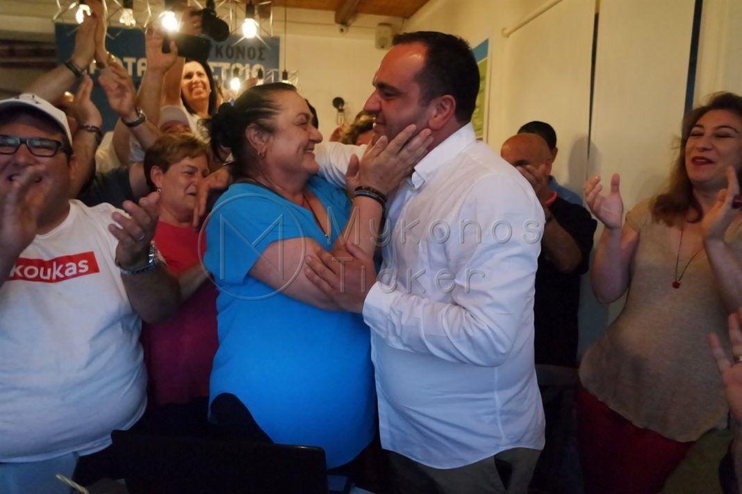 , Κουκάς Δήμαρχος Ξανά – Το Πίστεψε, Ανασυντάχθηκε, Νίκησε !!!