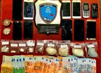 , Τρείς συλλήψεις για σωματεμπορία και ναρκωτικά σε Ραφήνα και Μύκονο