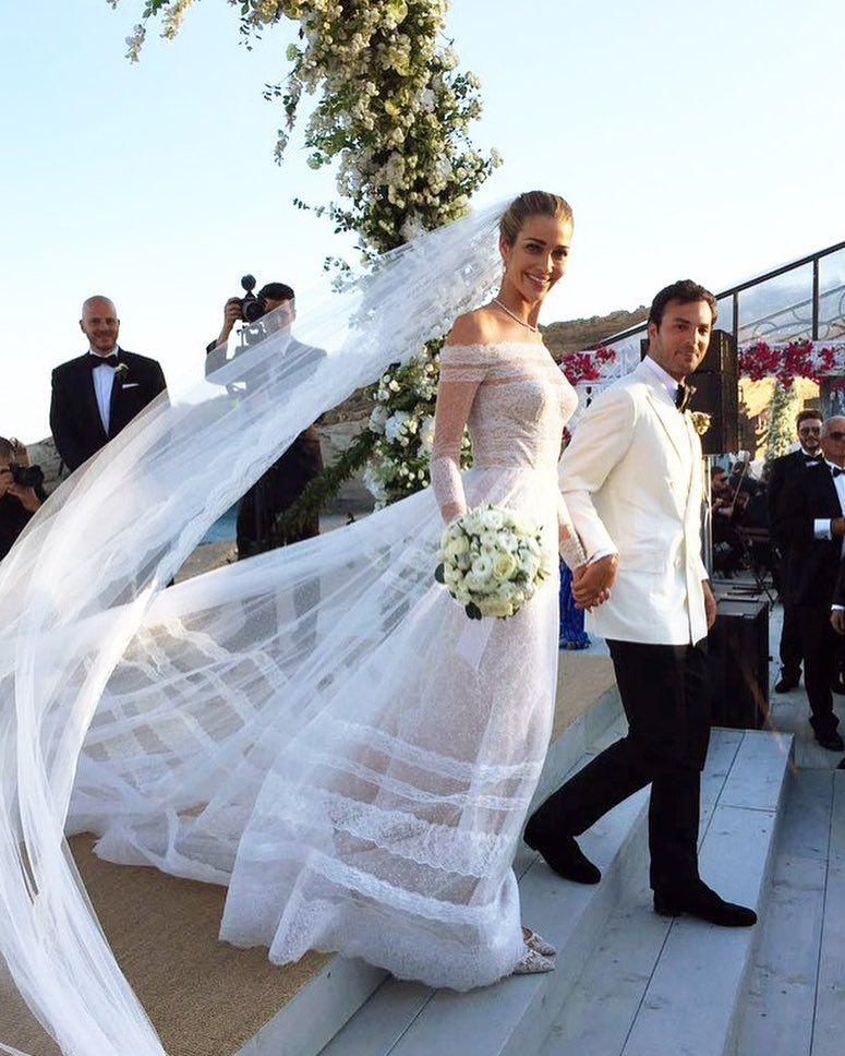 , Ana Beatriz Barros – Κarim El Chiaty: Στην Μύκονο για την επέτειο τριών χρόνων γάμου!!