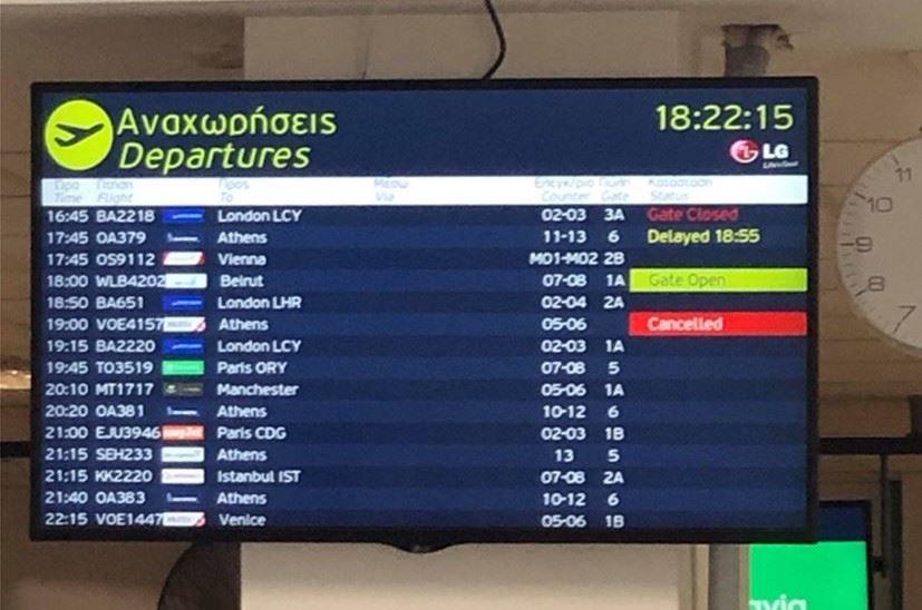 , Μύκονος: Οι επιβάτες της Volotea ειδοποιήθηκαν ότι δεν θα πετάξουν για Αθήνα αλλά θα βάλουν ρότα για Πειραιά με πλοίο της γραμμής!