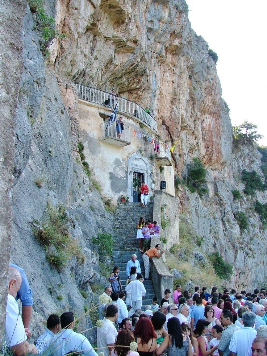 , Παναγία, Πανταχού Παρούσα στην Ελλάδα