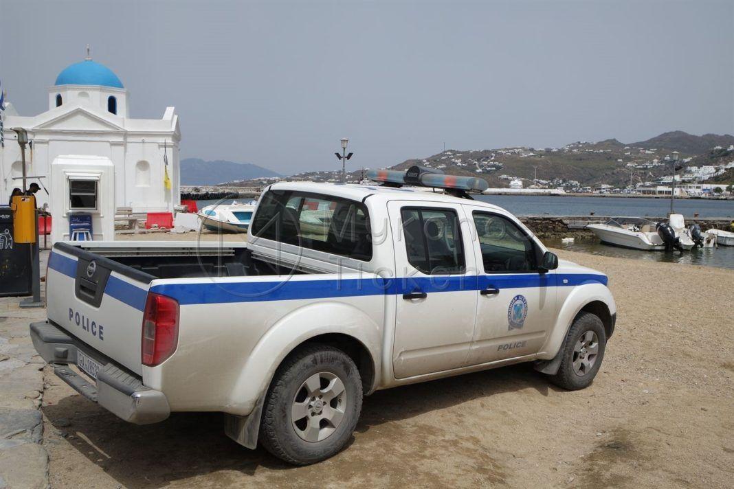 , Μύκονος: 3 συλλήψεις για διακίνηση κοκαΐνης και χασίς, σε γνωστή επιχείρηση της Αργύραινας