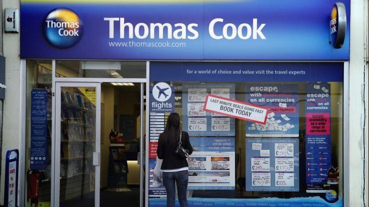 , Η Hays Travel θα αγοράσει τα Βρετανικά καταστήματα της Thomas Cook ανακουφίζοντας τους 2.500 εργαζόμενους