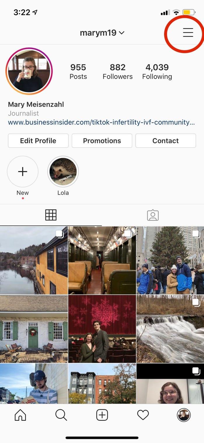 , Πώς θα ανακαλύψετε τι «πιστεύει» για εσάς το Instagram的 (图片)