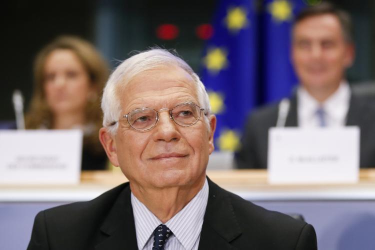 , Δήλωση Ζοζέπ Μπορέλ στο Der Spiegel: Η ΕΕ είναι έτοιμη να στείλει στρατό στη Λιβύη εάν είναι απαραίτητο