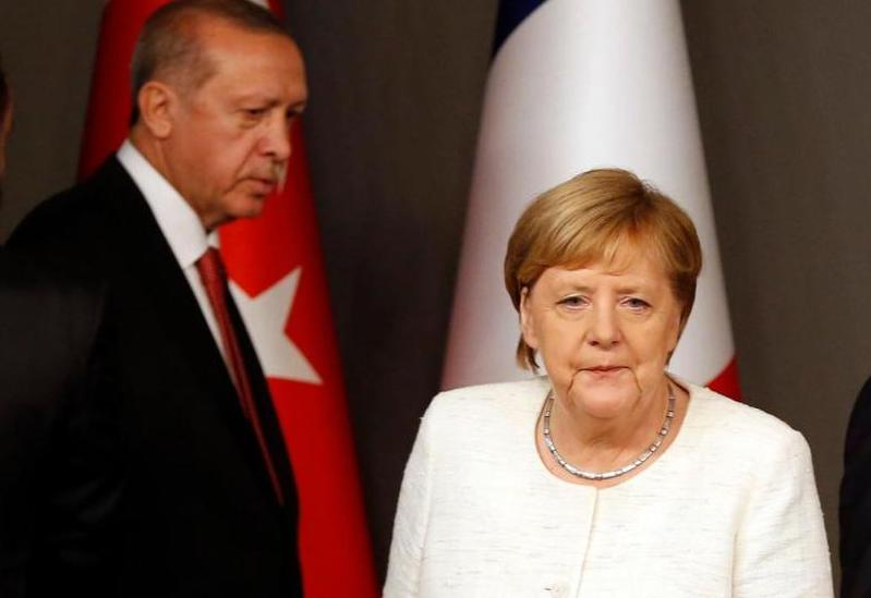 , Bild: Ο Ερντογάν επέμενε στην Μέρκελ να μην παρευρεθεί στην συνάντηση για την Λιβύη εκπρόσωπος της Ελλάδος