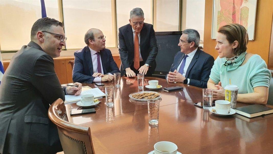 , Την επείγουσα τροποποίηση του Ειδικού Χωροταξικού Σχεδίου για τις ΑΠΕ απαίτησαν Χατζημάρκος και Σιώτος από τον υπουργό Κωστή Χατζηδάκη