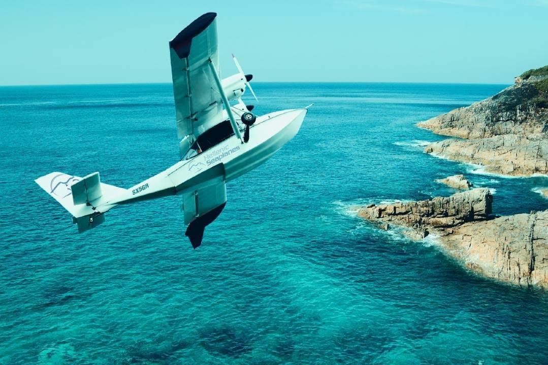Hellenic Seaplanes: Στόχος τα υδροπλάνα μας, να απογειωθούν την ερχόμενη  τουριστική σεζόν!! | Mykonos Ticker